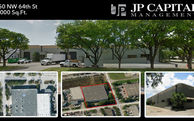 JP CAPITAL EXPANDS REAL ESTATE PORTFOLIO WITH MIAMI PROPERTY PURCHASE